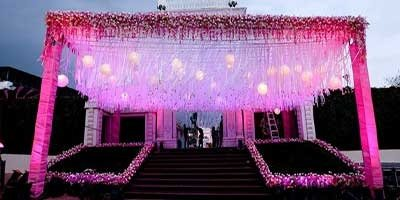 Who provides the best wedding decoration services quora before you decide on your wedding decorations it is very important to check out the locations and find out if they have any specific rules or regulations junglespirit Image collections