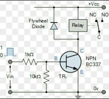 Can anybody show me a circuit diagram for switching a 240 volt above circuit can control relay asfbconference2016 Images