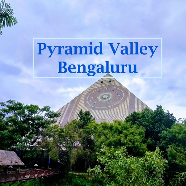Kanakapura Road Bangalore: Where Is Pyramid Valley In Bangalore? What Is Special