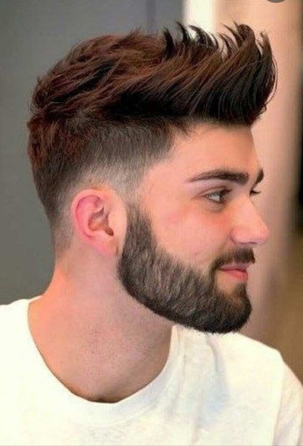What are some pictures of your different kind of hairstyles? - Quora