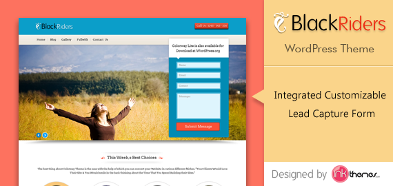 What Wordpress themes are the best for landing pages? - Quora
