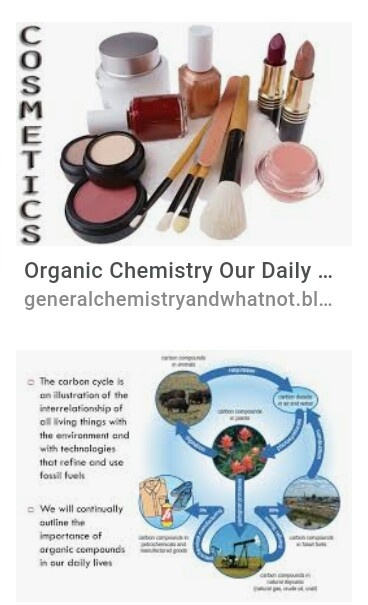 organic chemistry in our daily life
