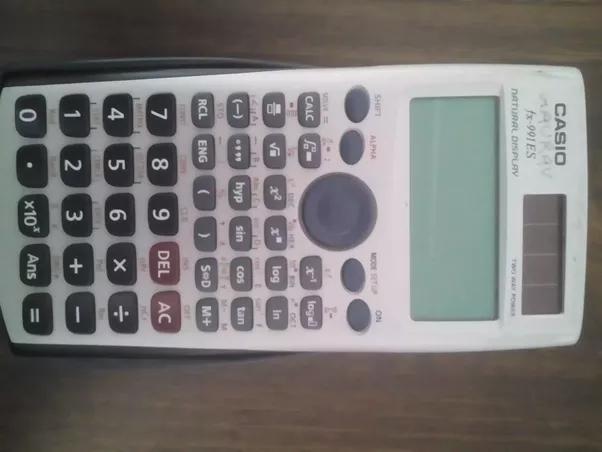 How To Solve Algebra Equations Using A Calculator Quora