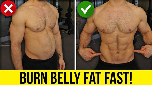 Mens fitness burn belly fat