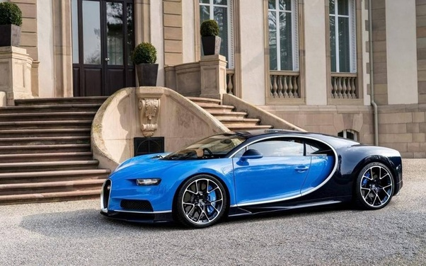 Why should I buy a Bugatti Chiron ahead of a Tesla ...
