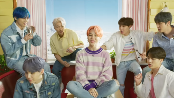 What Is Your Review Of Bts Boy With Luv Feat Halsey Quora