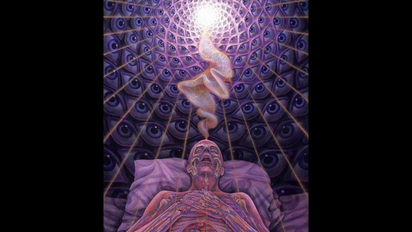 Dmt, does it simulate death and what are your dmt