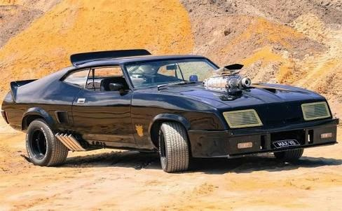 What Kind Of Car Does Mad Max Drive In Mad Max Quora