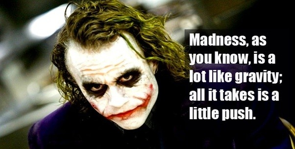 quotes top joker quotes quotes and humor