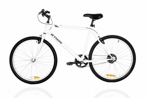 465df42060c A perfect example of a decent bicycle that gets the job done within your  budget is the Btwin MyBike. Made by Decathlon in India, the quality of this  budget ...
