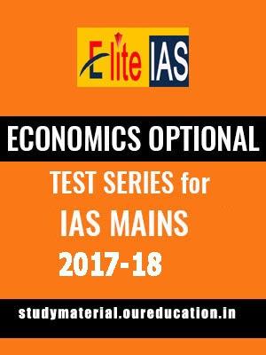 Best books for economics optional upsc