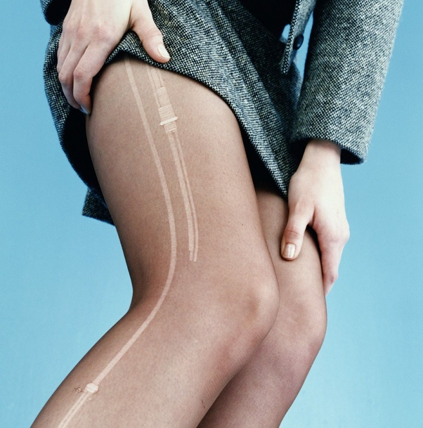 Wear nylons do women why Why Nylons'