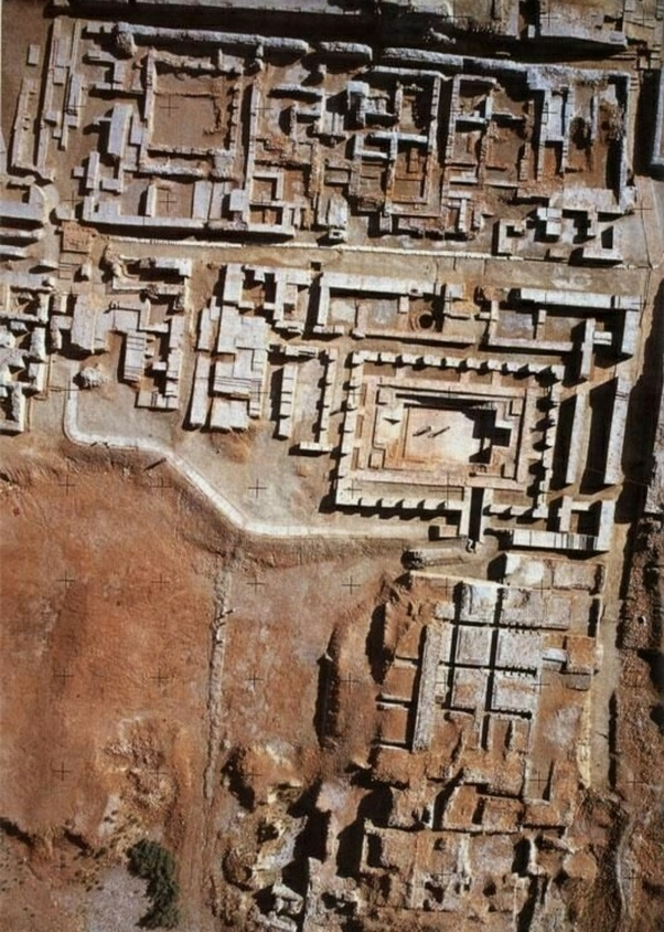 How is the urban planning of the Indus Valley Civilisation compared