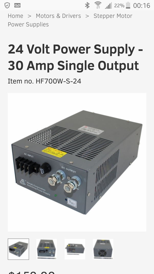 How to turn an AC 120 volt power supply at 30 amps to a DC - Quora
