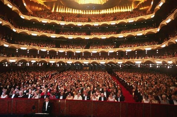 La Opera Orchestra Ring Seating Chart