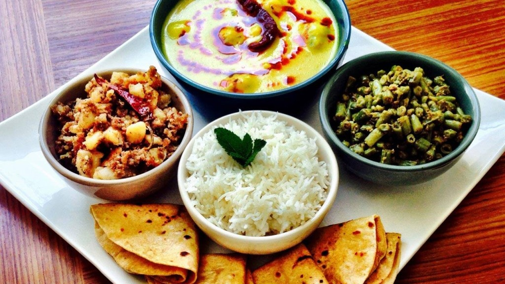 What Are The Best North Indian Vegetarian Restaurants In