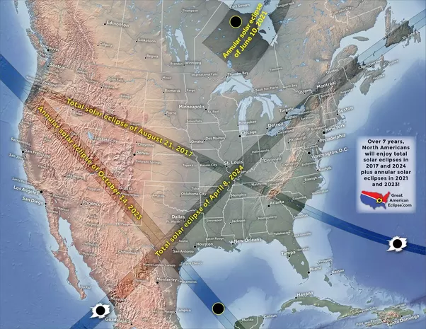 Where can you view the next solar eclipse in the USA Quora