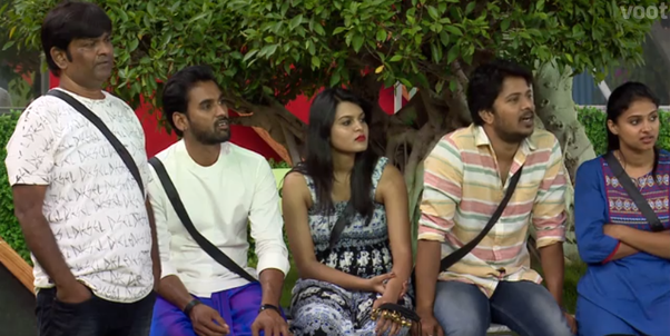 Are Akshatha and Andrew fully protected from eviction from Bigg Boss