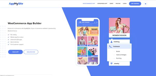 How to create a mobile app using WordPress WooCommerce API