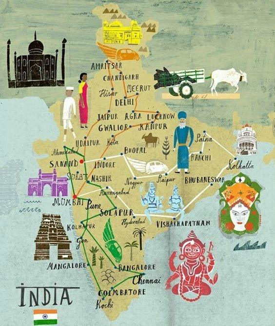What is the cultural mapping of india quora source 55 lakh artists have joined hands with the government to map the cultural heritage of india gumiabroncs Choice Image