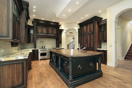 There Are Also Customized Kitchen Cabinets Like The Following As Wellu2026