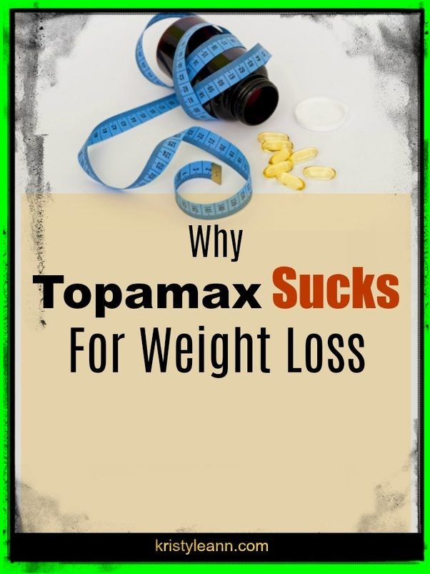 did you lose weight on topamax