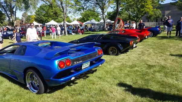 Is it true that 'supercars' such as Ferrari and Lamborghini