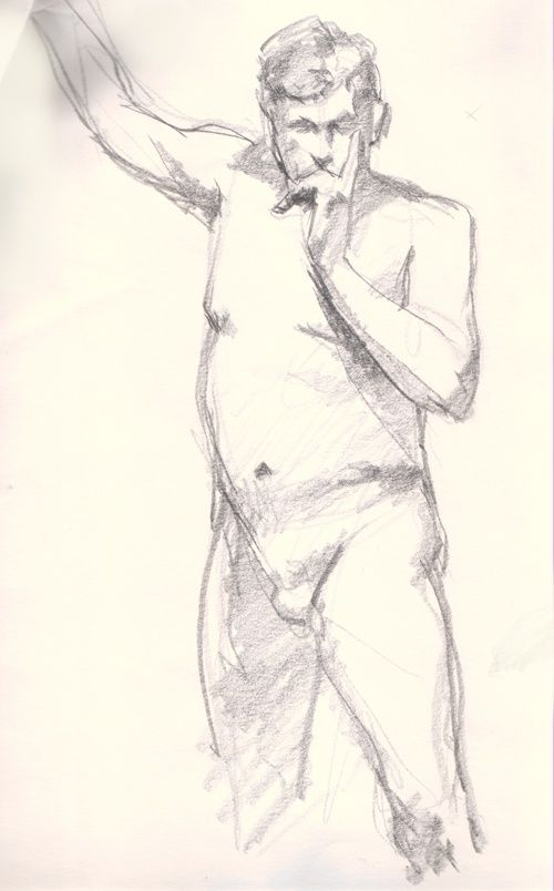 how to improve sketching human figures quora