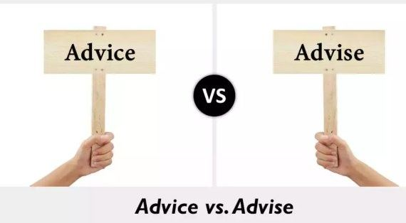 what is the difference between advice and advise quora