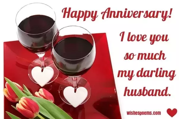what should i gift my husband for our wedding anniversary quora