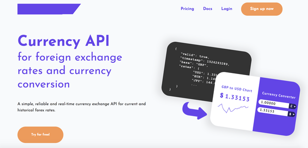 Is there any free currency converter API with unlimited