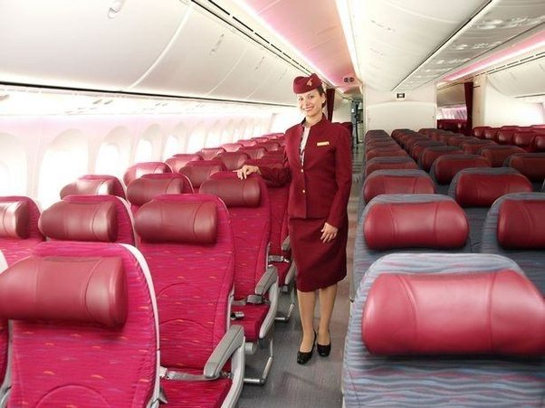 What is your review of qatar airways quora