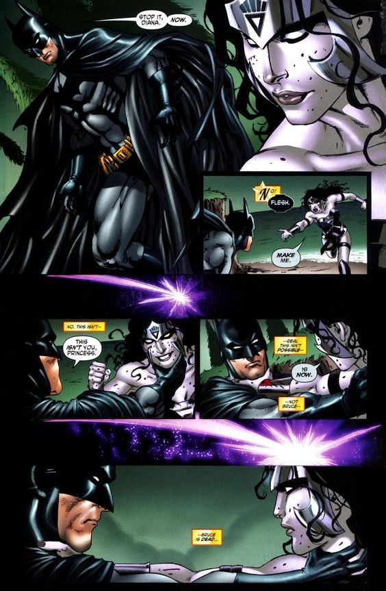 If Batman Had Enough Prep Time, Could He Defeat Wonder Woman - Quora-2611