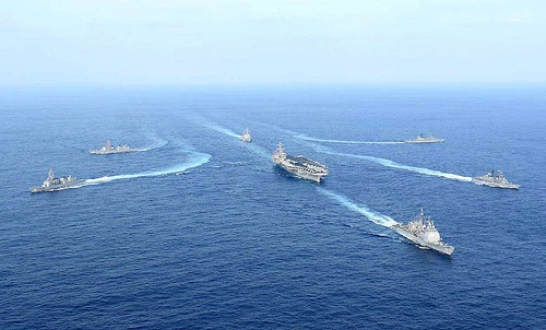 Is China able to defeat one (yes, just one) U S  Navy