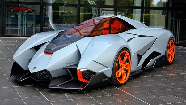 How Much Would You Have To Pay Lamborghini To Have An Egoista Built