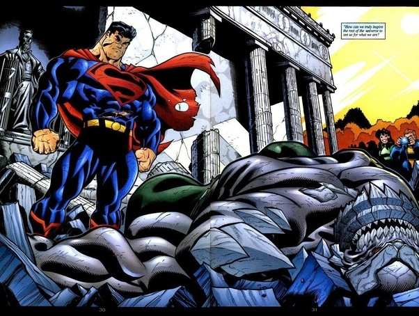 The Most Powerful Incarnation Of Superman Is Prime
