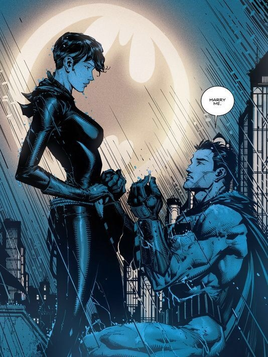 Who is Batman's greatest love? - Quora