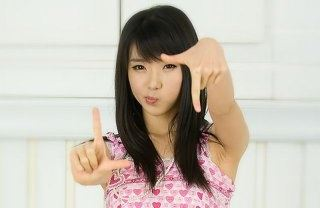 Close shy japanese teen — img 9