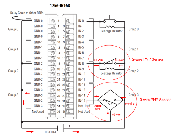 How To Interface Proximity Sensor To Plc