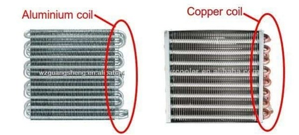 In Split Ac Aluminium Coil Or Copper Which Is Best Quora