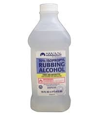 Will I go blind after getting rubbing alcohol in my eyes? - Quora