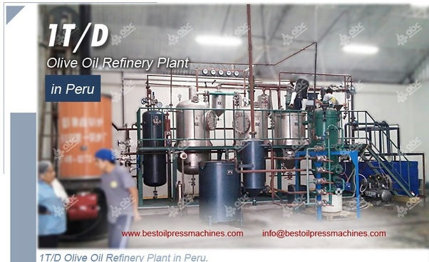 What is the vegetable oil refining process? - Quora