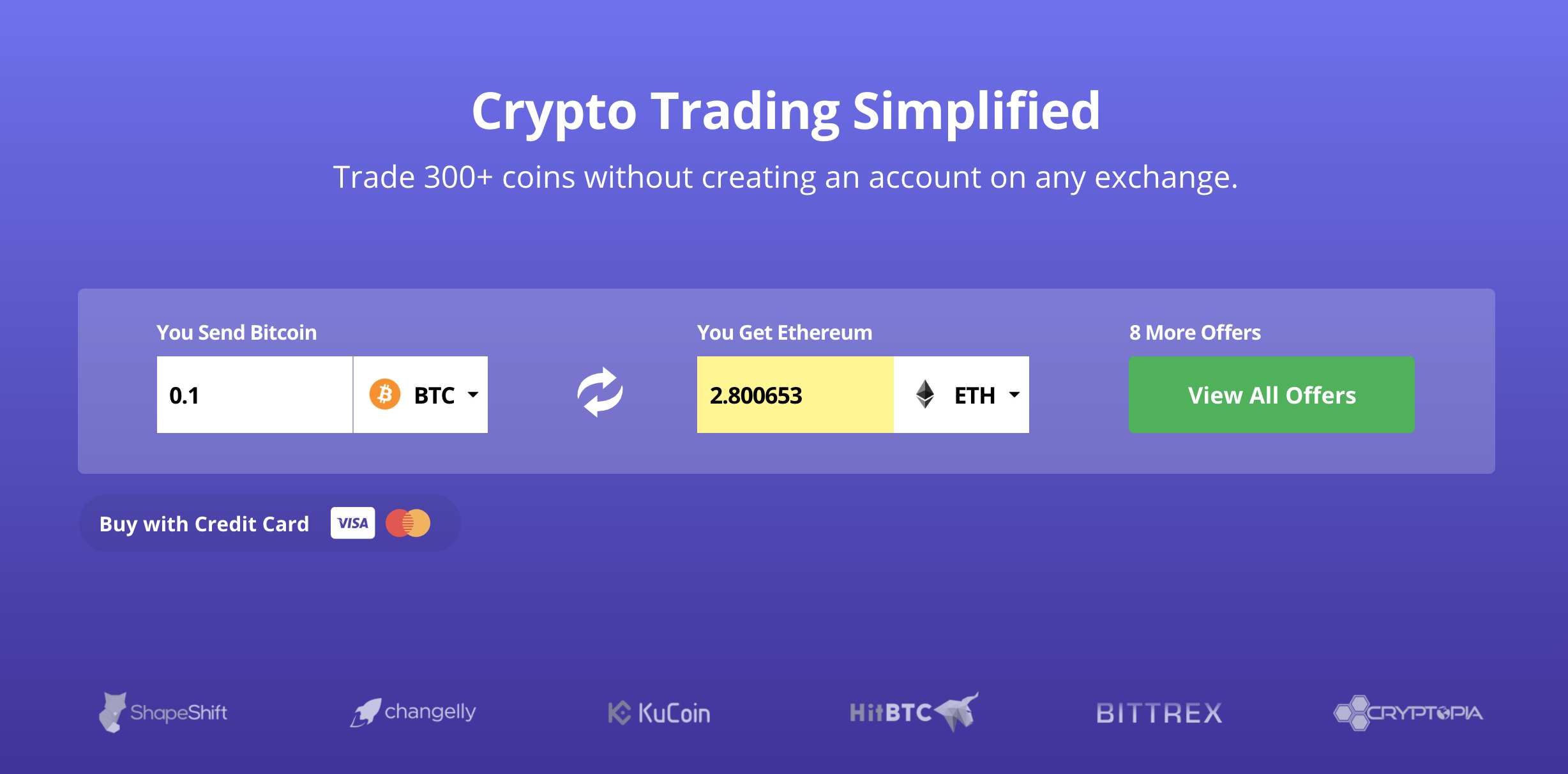ShapeShift Alternatives: Is CoinSwitch The Best Option?