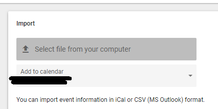 How to import an OLM calendar data to Gmail - Quora