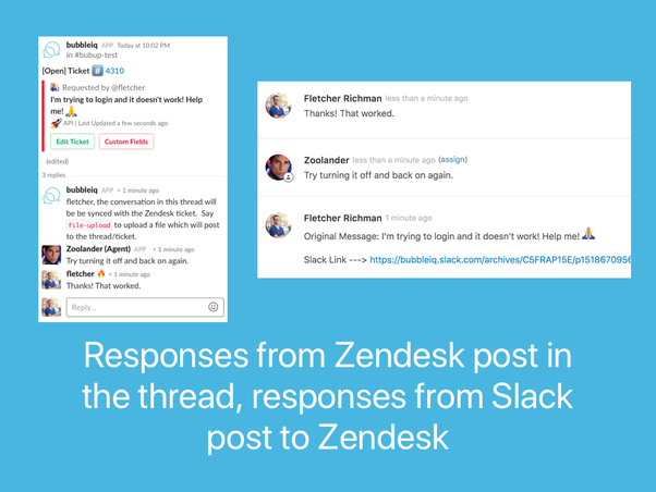 zendesk slack integration