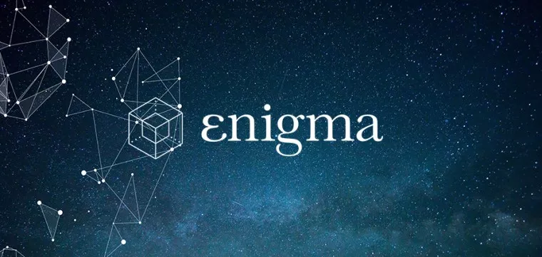 enigma project cryptocurrency