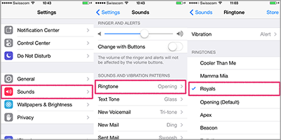 put ringtones on iphone how to change and add ringtone on my iphone quora 1359
