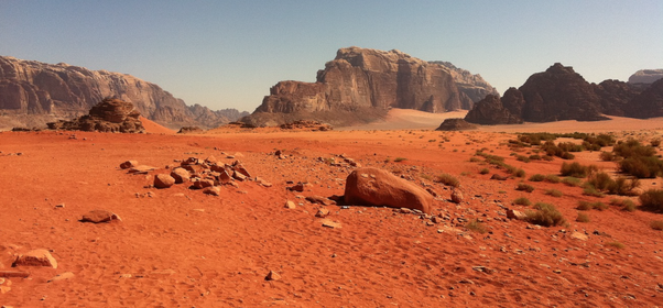 How was the Mars landscape recreated for The Martian movie ...