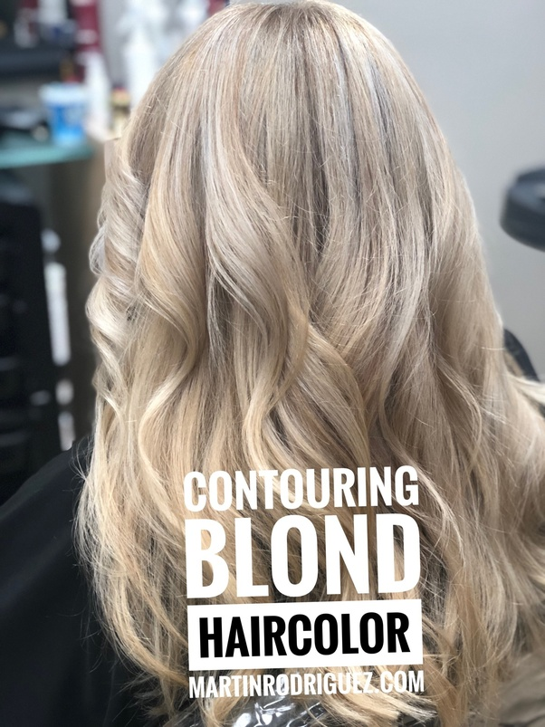 Can I Use An Ash Blonde Dye Over My Uneven Bleached Hair Quora