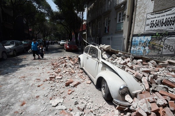 Could One Earthquake Set Off Another Earthquake Quora